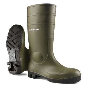 BUTY GUMOWE DUNLOP PROTOMASTOR FULL SAFETY